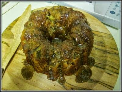 Annie's Apple Cake