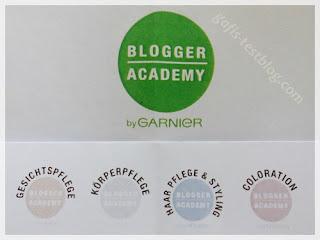 Garnier- Blogger Academy