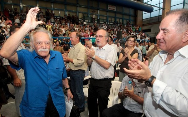Μ. Γλεζος: Ειναι το χειροτερο μνημονιο γιατι το φερνει μια κυβερνηση που εχει σχεση με τον ΣΥΡΙΖΑ