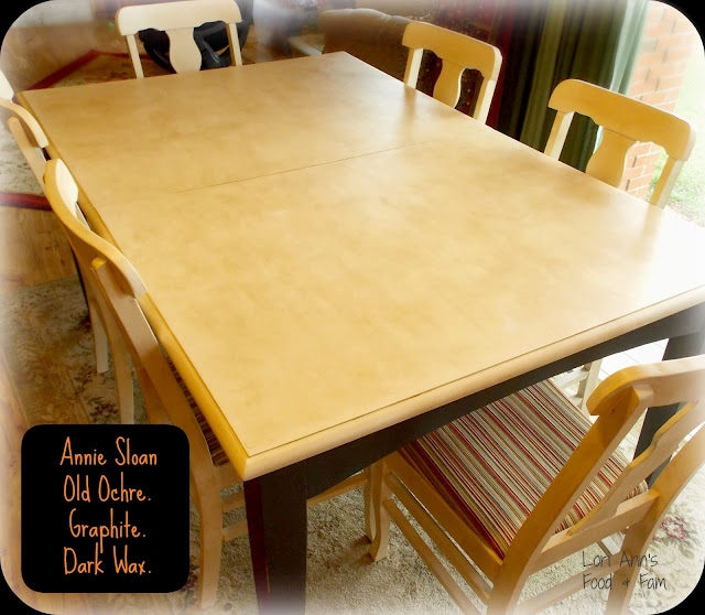 Annie Sloan Dining Room Makeovers