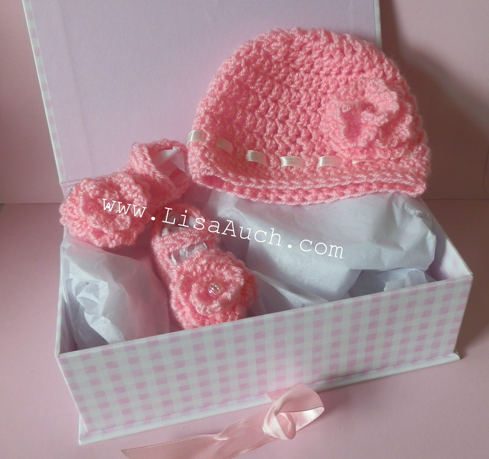Crochet Pattern Newborn Girl Hat : Need Some patterns for baby set