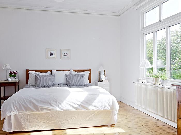 Estilo rustico el estilo rustico en el dormitorio ii - Camera da letto azzurro polvere ...