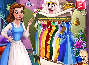 Beauty's Magical Closet