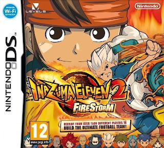 Inazuma Eleven 2: Firestorm