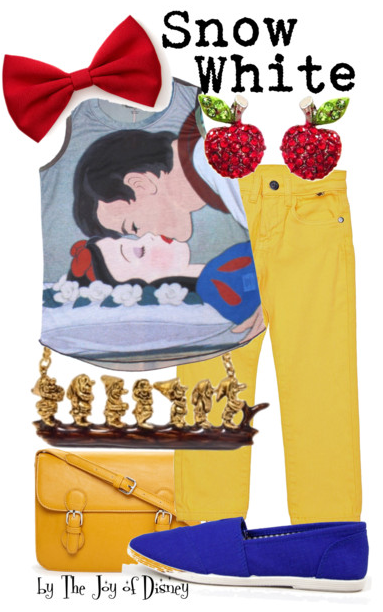 Snow White Outfit, Snow White Cosplay, Disney Fashion, Disney Outfits, Disneyworld outfit, Disney Princess