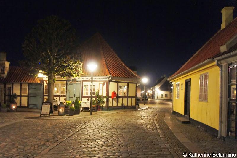 Restaurant Under Lindetraeet Odense Denmark