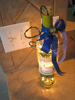 10 Ideas para Reciclar Botellas de Vidrio por Navidad