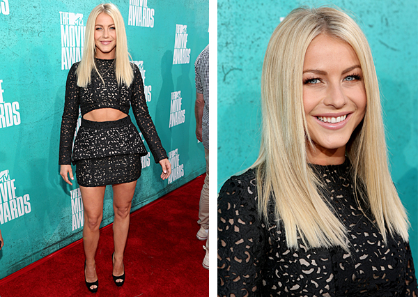 mtv julianne hough