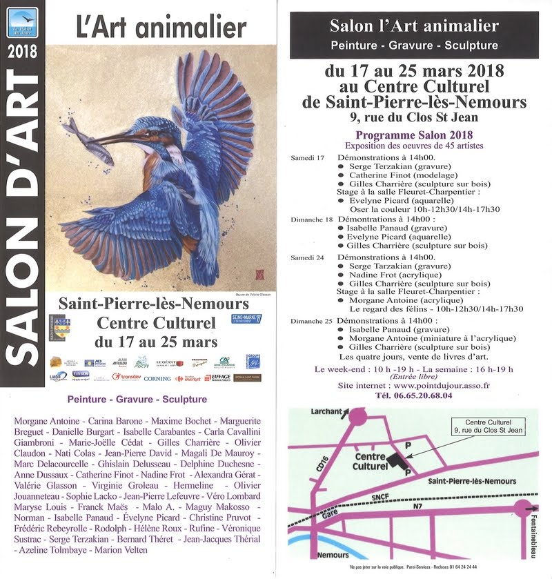SALON D'ART ANIMALIER