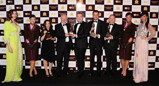 中東三寶之一「阿提哈德航空 Etihad」除了攞左「全球最佳航空公司」大獎外,仲有額外3個攞!