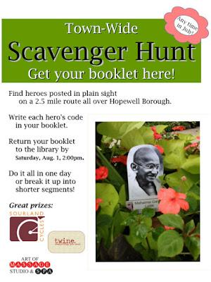 HPL Scavenger Hunt Ends this Week!