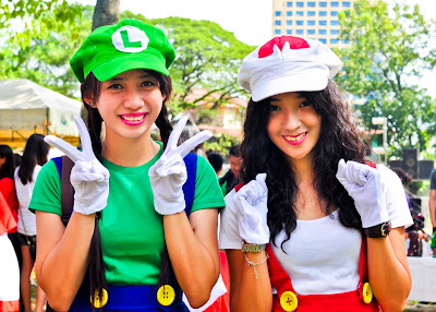 Otakufest V: Old School Cosplay 2012 Photos