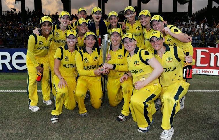 Australia Women Team! :)