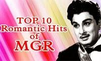 Tamil Audio Jukebox – Top 10 Romantic Hits of MGR