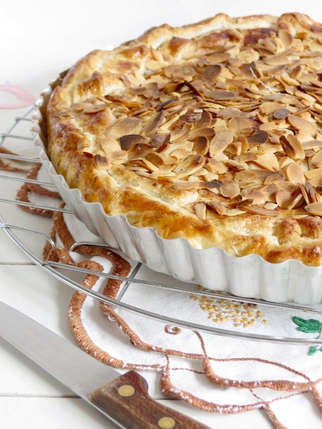 receita tarte de maçã