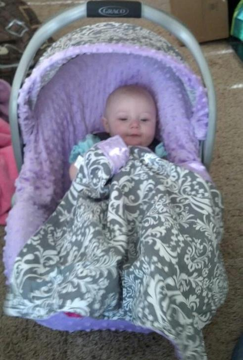 Carseat Canopy Review And Giveaway