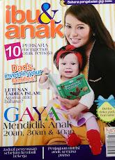 Ibu & Anak Magazine Ogos 2013