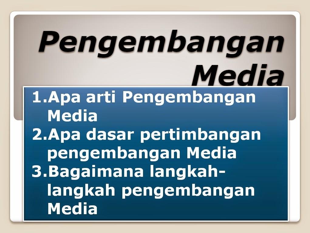 Ppt Teknologi Pendidikan Pengembangan Media Pembelajaran Blog Kumpulan Power Point