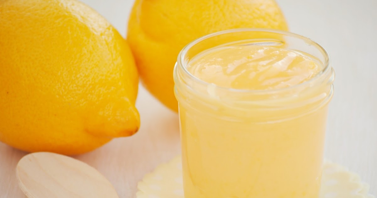 Lemon curd con thermomix