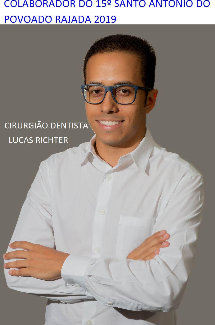 PUBLICIDADE: DRº LUCAS RICHTER CAICÓ