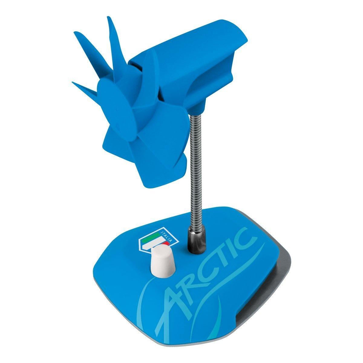 Andrea hardware blog arctic breeze ventilatore da tavolo usb con braccio flessibile e - Ventilatore da tavolo usb ...