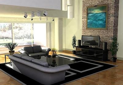 salón glamoroso