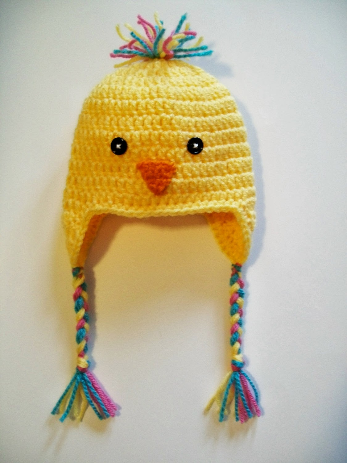 Free Easter Hat Crochet Patterns ~ Lets Crochet.com