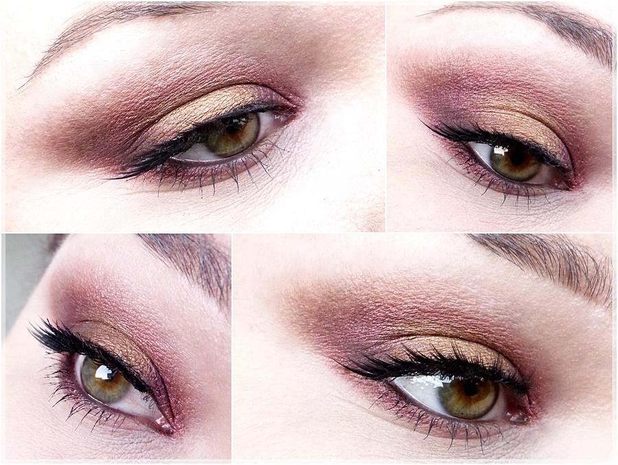 Augen Make up mit fyrinnae