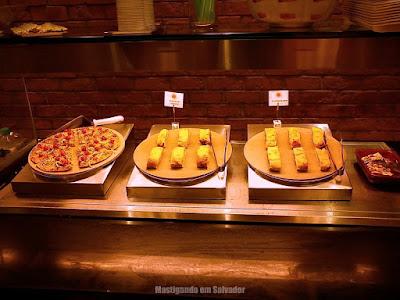 Jerimum Buffet e Forneria: Buffet de Pratos Quentes da loja do Salvador Shopping