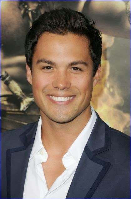 michael copon how tall