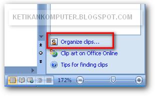 Organize Clip