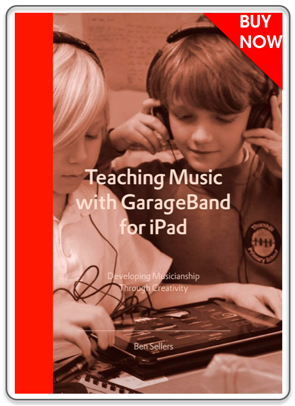 Teaching Music with Garageband for iPads