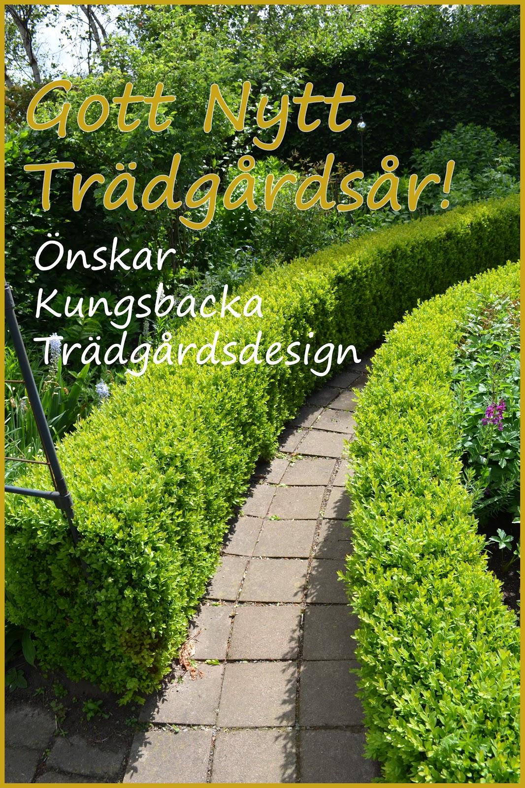 Kungsbacka trädgårdsdesign: december 2012