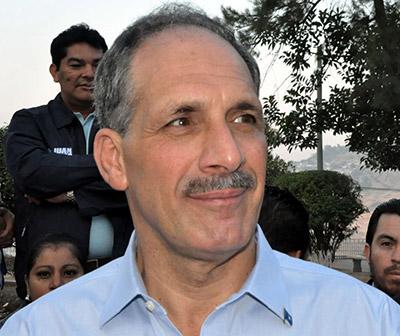 Alcalde capitalino anuncia nueva amnistía para el pago de impuestos