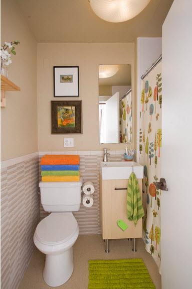 Ideas Baños Medianos: baño pequeños y medianos con ideas, fotos y tips