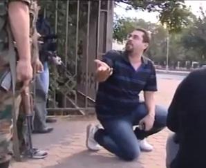 asesinan a reportero en vivo en siria