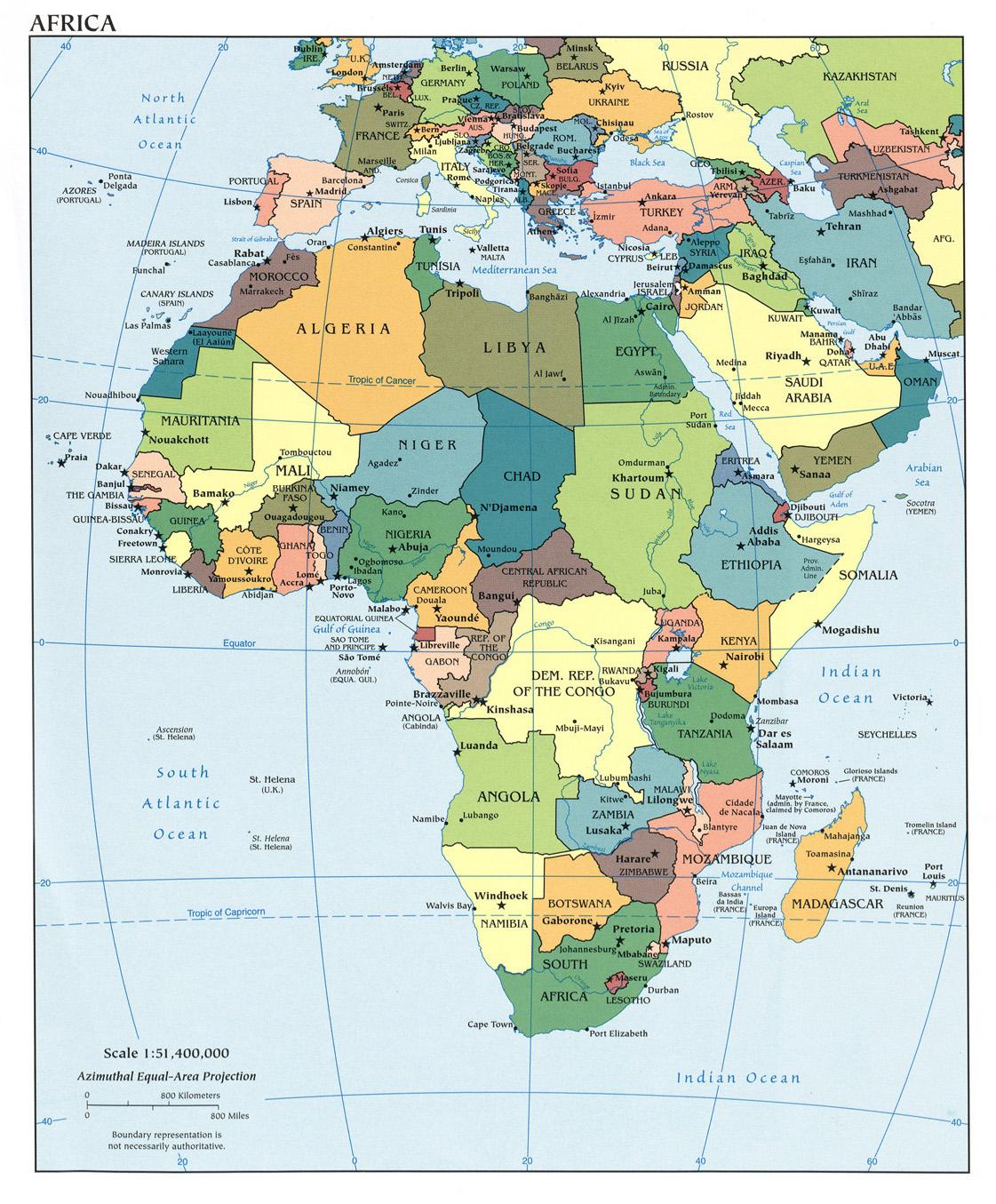 IAS BLOG maps
