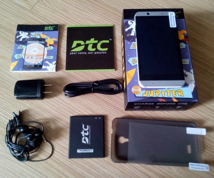 DTC Mobile GT17 Jupiter Retail Package