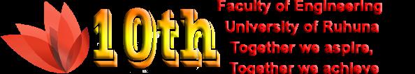 10th Batch EFAC RUHUNA