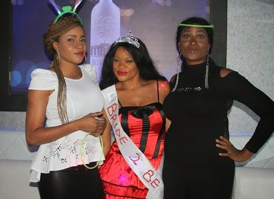 Nollywood By Mindspace PHOTOS FROM UCHENNA NNANNAS BRIDAL SHOWER