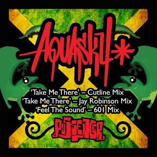 Take Me There (Cutline Remix) - Aquasky ft. Diane Charlemagne