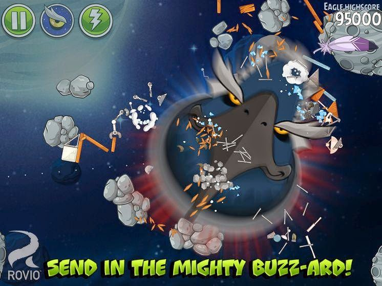 Angry Birds Space HD v2.0.0 Apk