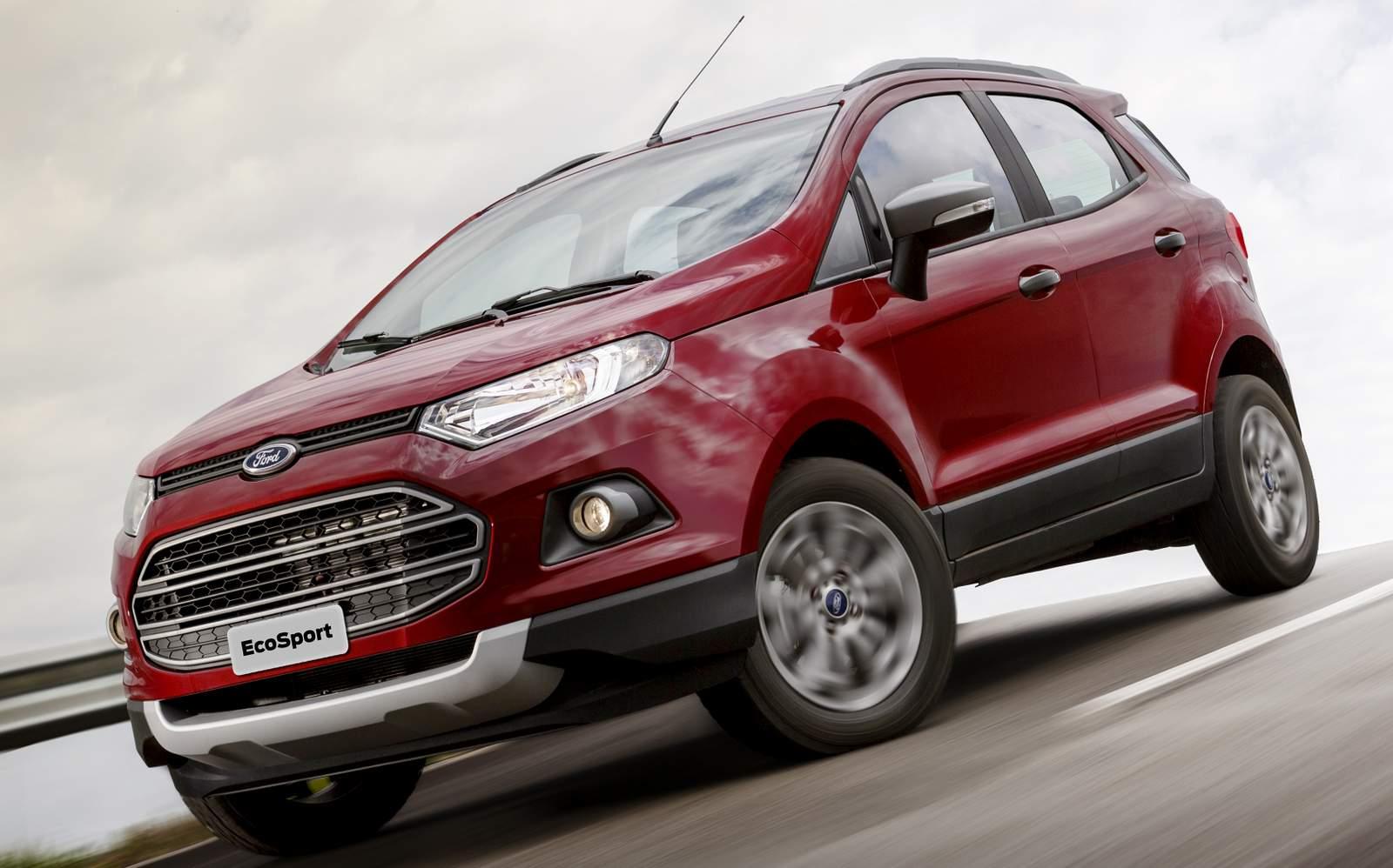 Ford ecosport 2016 1 6 autom tico