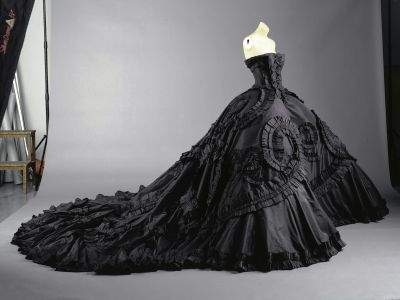 Black Wedding Dresses Designers