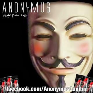 Anonymus Cumbia - Una Latita De Speed (2013)