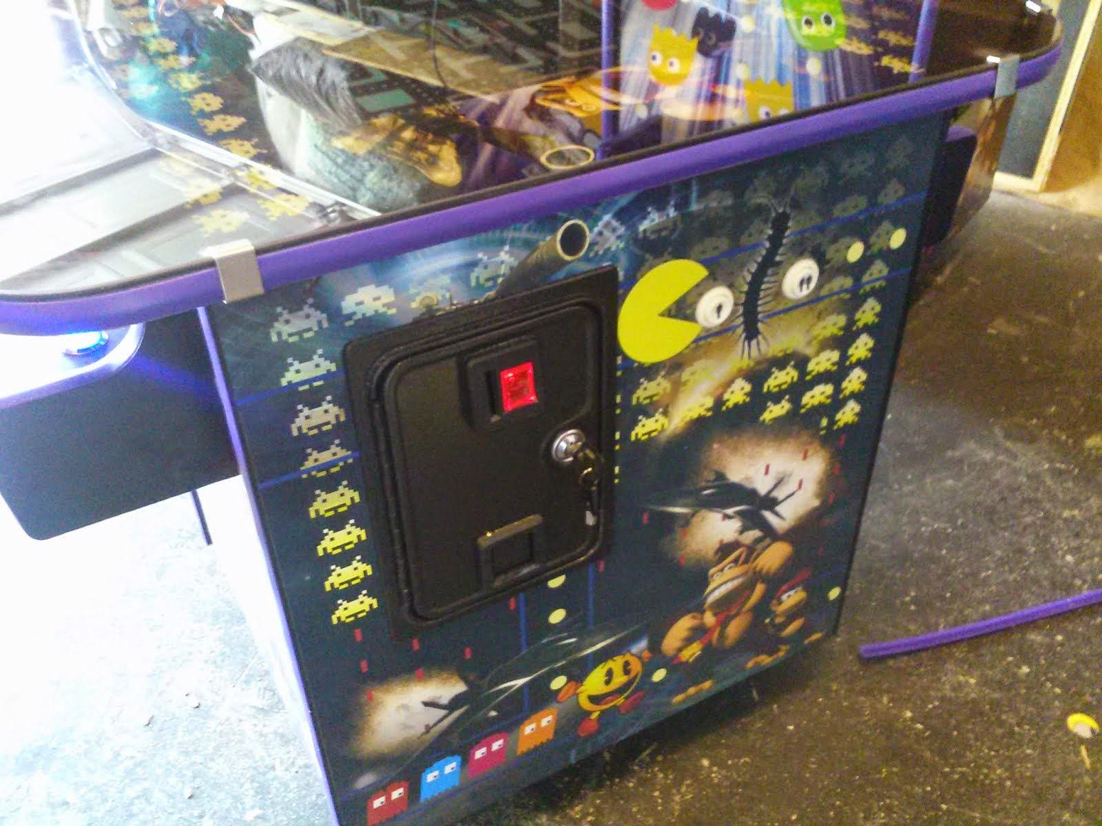 Coctail Arcade