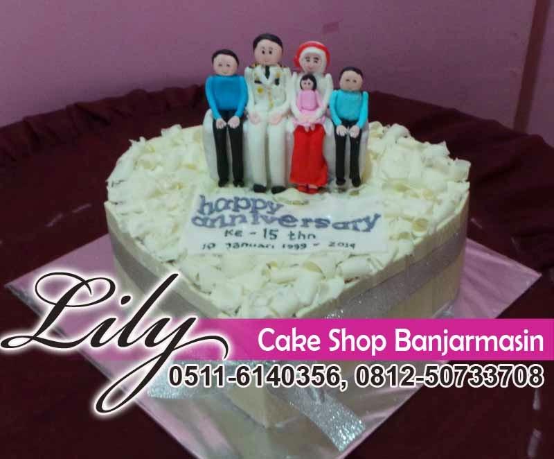 lily cake shop banjarmasin kue ultah untuk pejabat dan