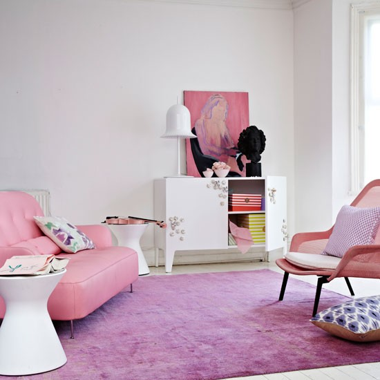 Creative Influences Pink Bedroom: Creative Influences: More Thoughts On Pink