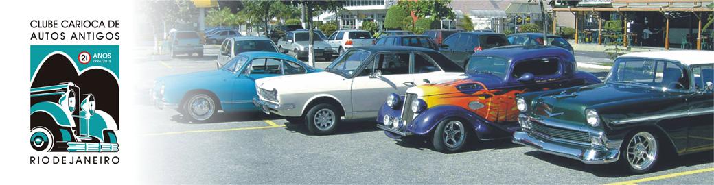 Clube Carioca de Autos Antigos