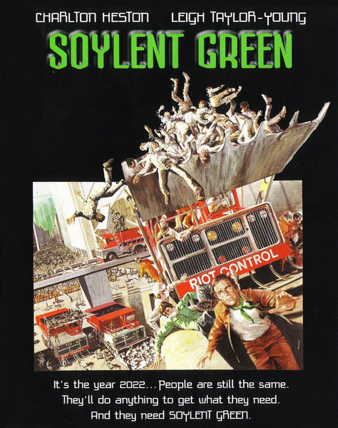 1999 Soylent Green Movie,Soylent Green Definition,Soylent Green YouTube,Watch Soylent Green